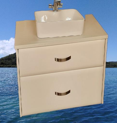 All drawer vanity